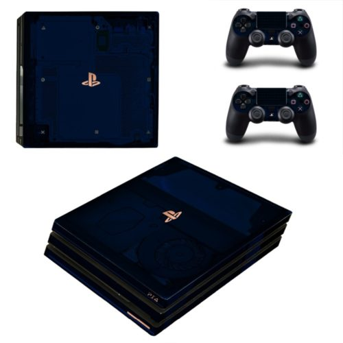 Limited Edition PS4 Skins