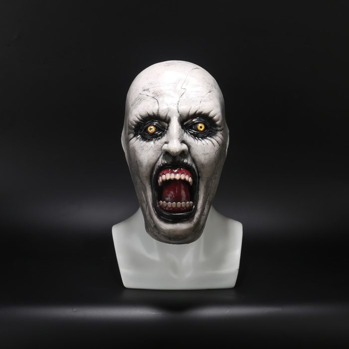 Valak Scary Latex Mask