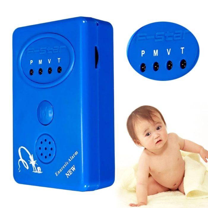 Enuresis Alarm Bed Wetting Device