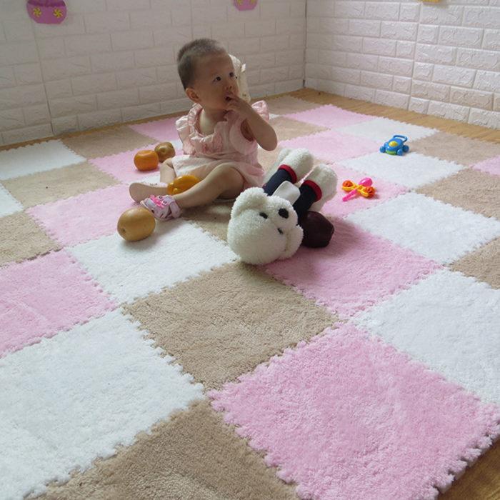 Baby Puzzle Floor Mats