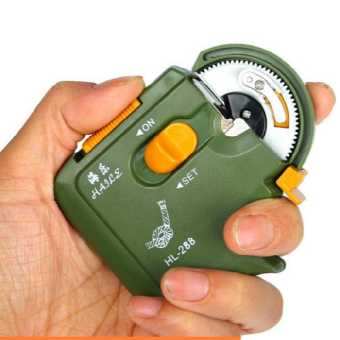 Automatic Fishing Knot Tool
