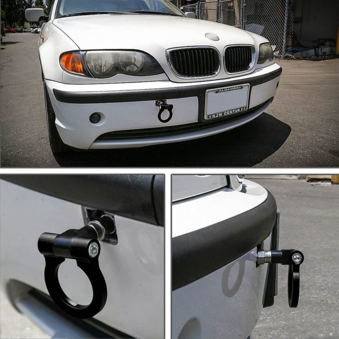 Car Tow Hook Fit