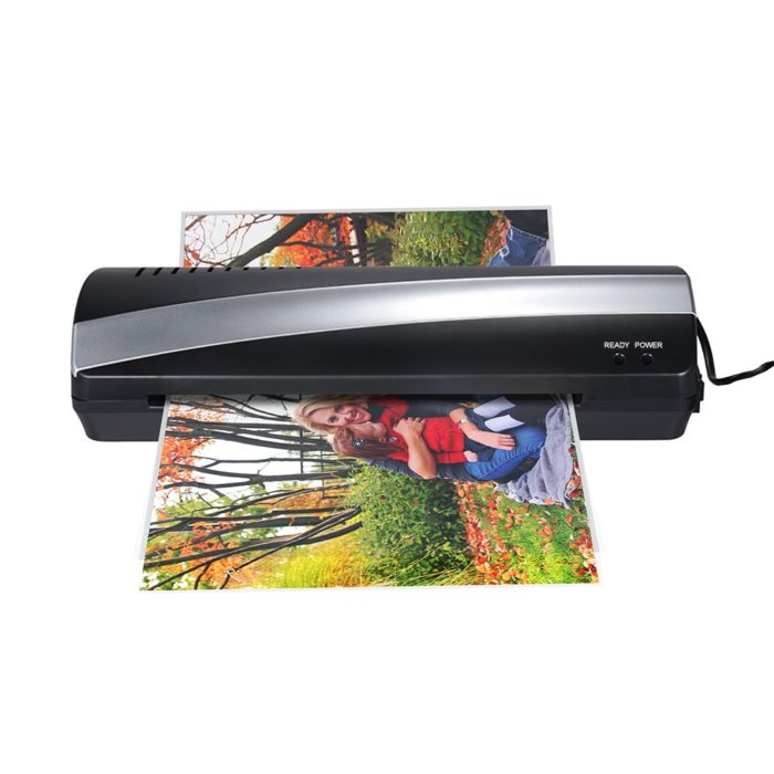Hot & Cold A4 Laminator Machine