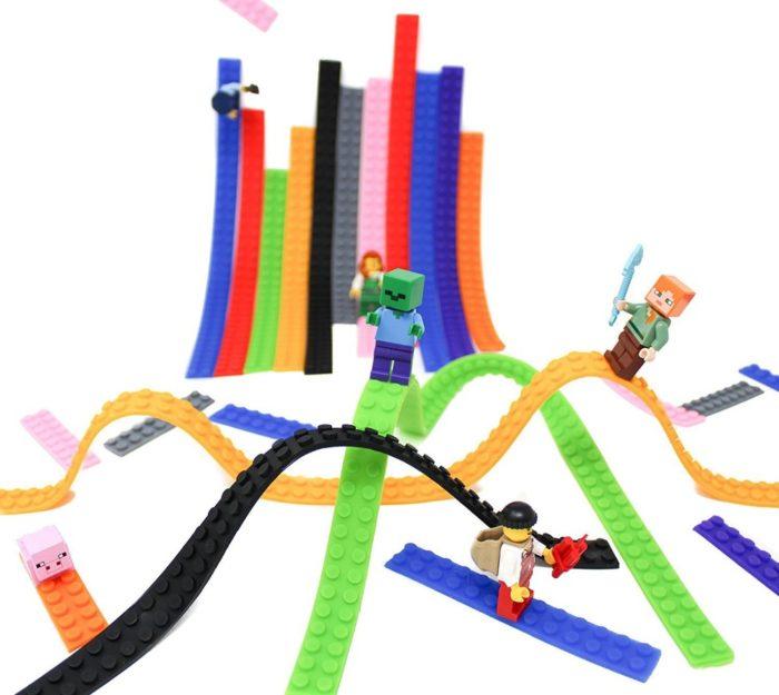 Lego Tape Bricks Base