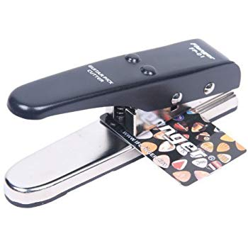 Guitar Pick Punch Maker