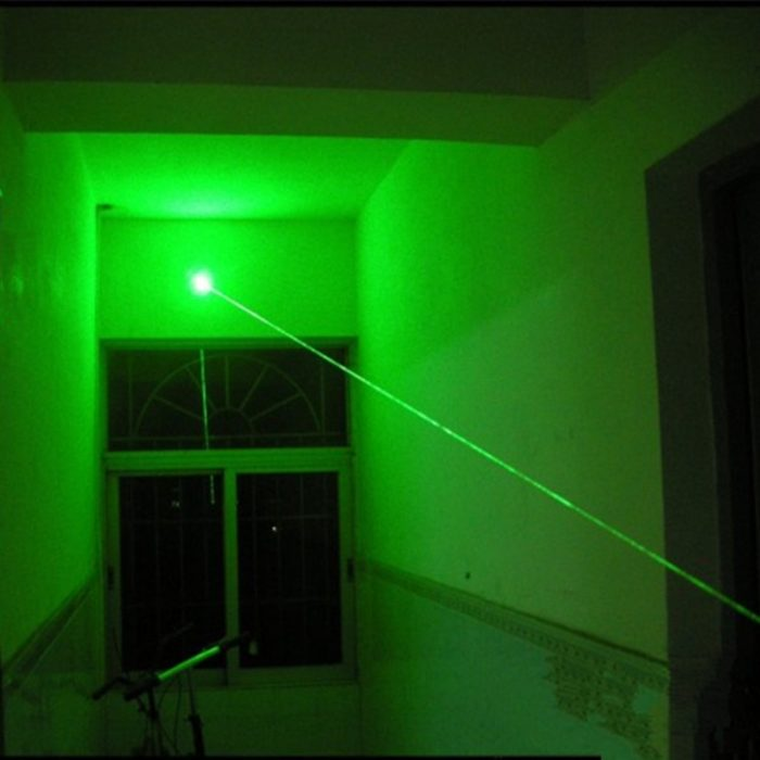 Green Laser Pointer Pen