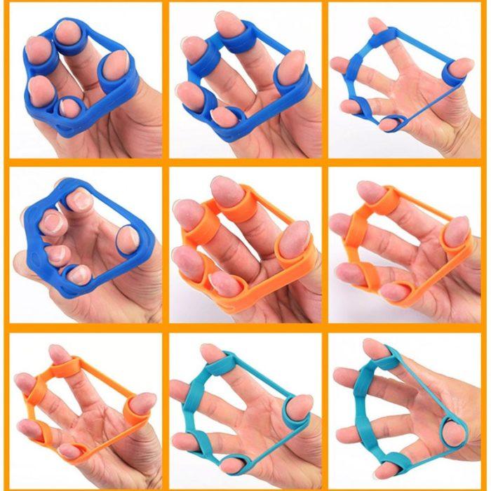 Hand Strengthener Bands Equipment