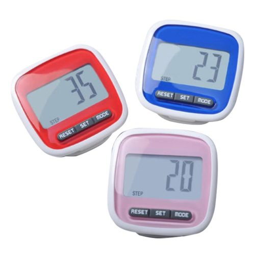 Portable Waterproof Step Counter