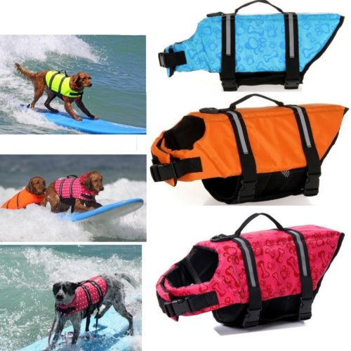 Pet Dog Life Jacket Saver