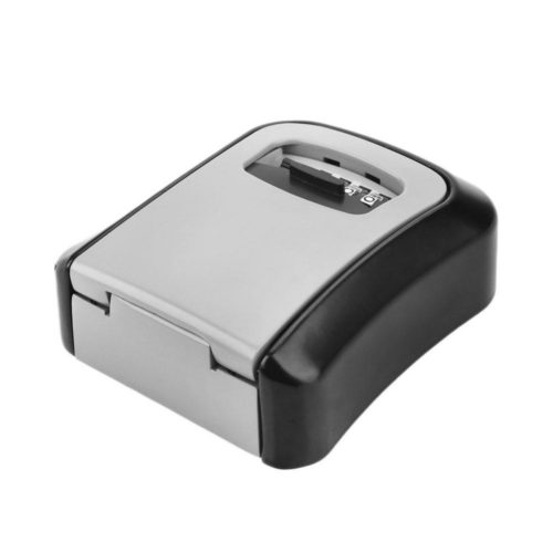 4 Passwords Key Lock Box