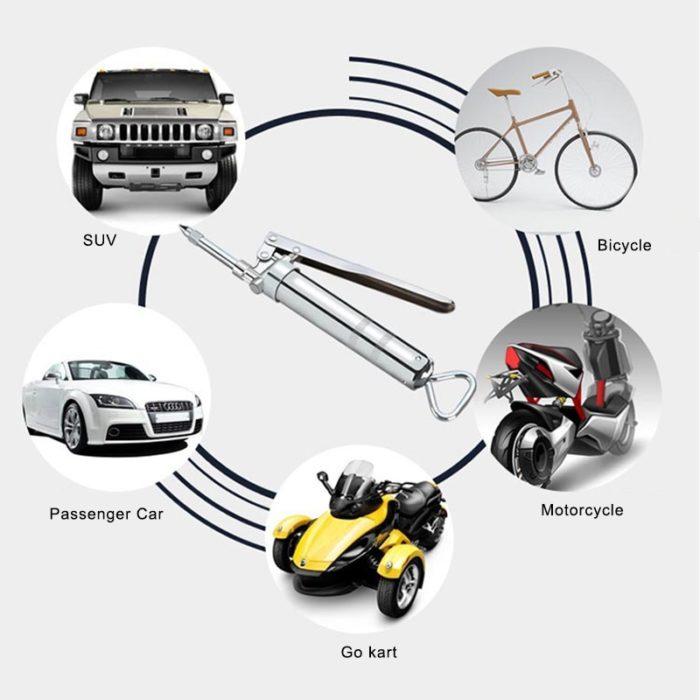 Vacuum Auto Tire Plug Kit