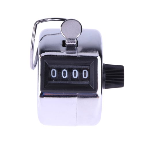 Hand Held Click Counter