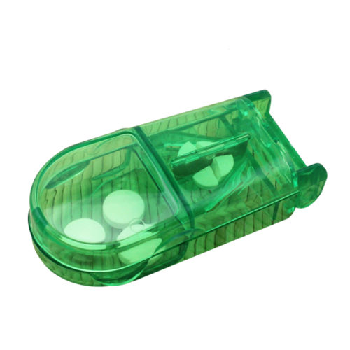 Pill Cutter Splitter and Storage