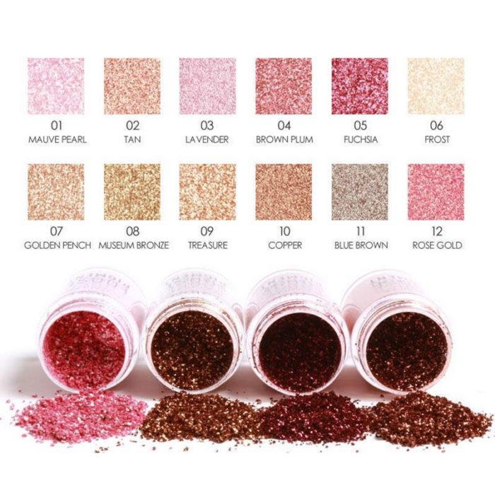 Eye makeup eyeshadow pigment