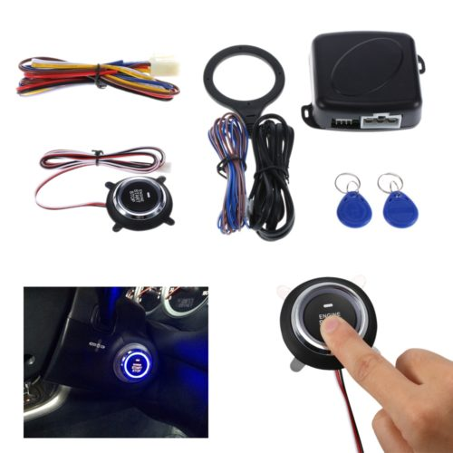 Switch Keyless Entry Car Starter