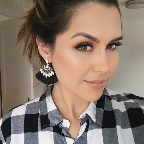 Tassel Earrings Handmade Stunners