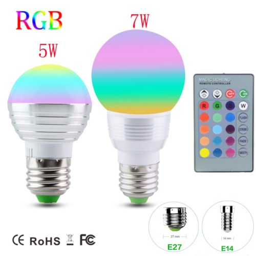LED Lights Dimmable Bulbs