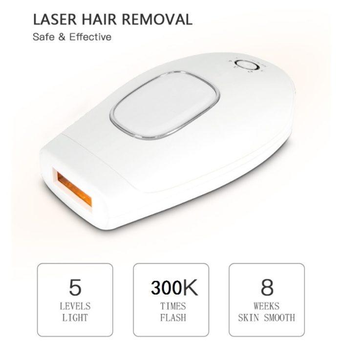 Laser Hair Removal Pro Epilator