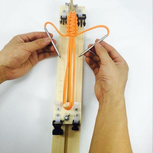 Paracord Jig Bracelet Maker