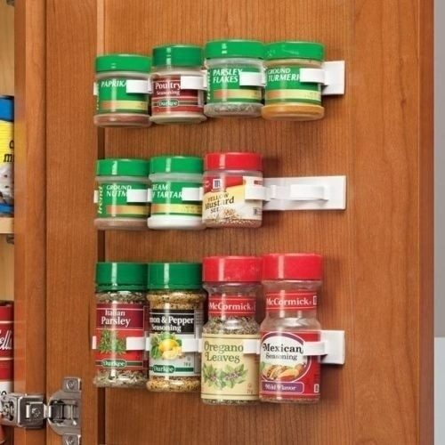 Spice Rack Space Saver