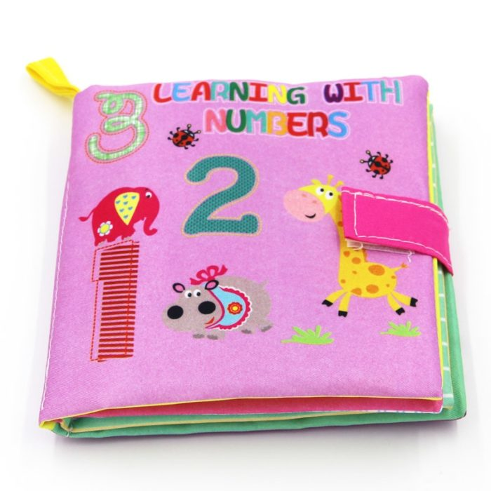 Baby Toys Cloth Books