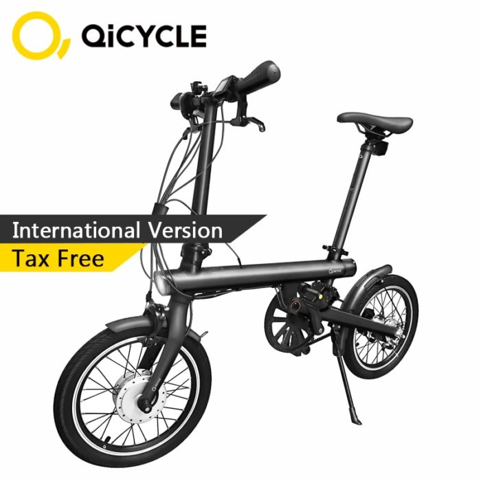 Smart Folding Electric Bike