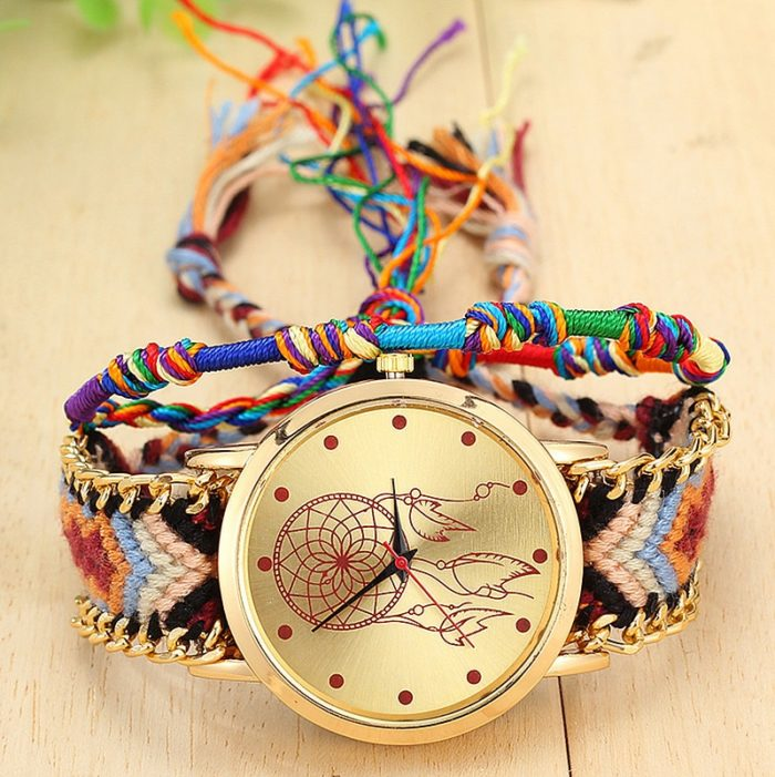 Dream Catcher Handmade Watch