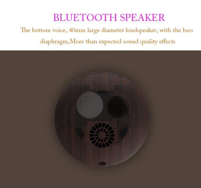 Humidifier Bluetooth Speaker