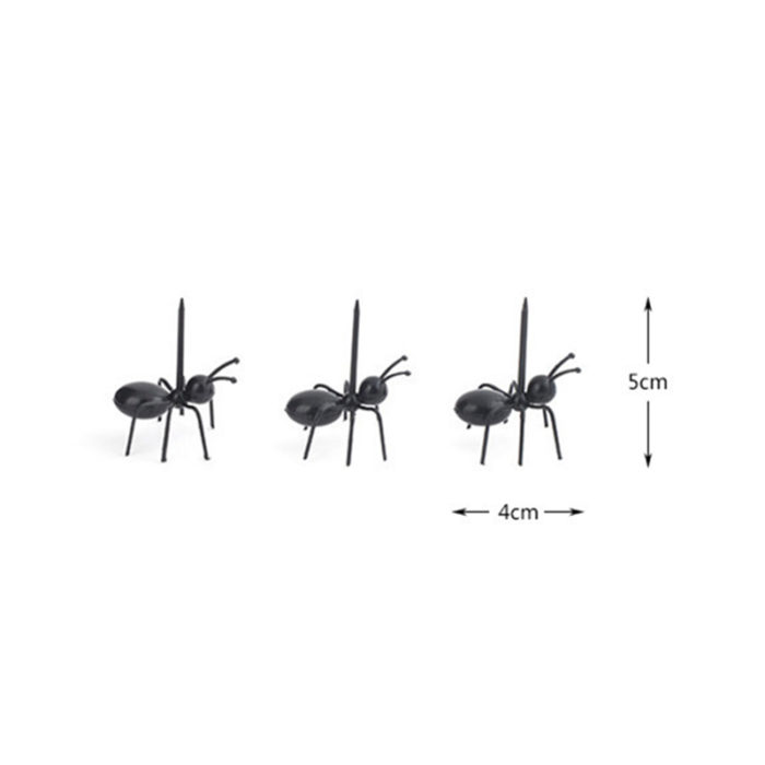 Ant Shape Plastic Fork Cutlery