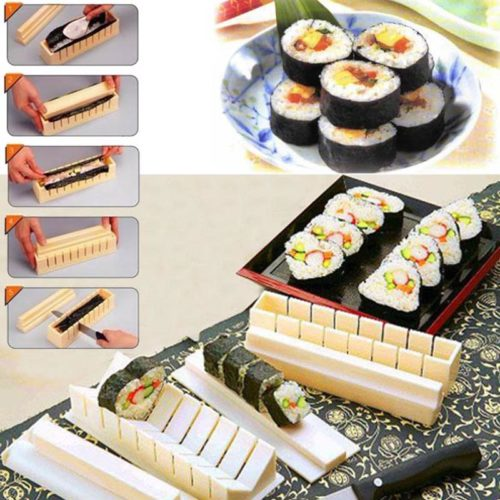 Sushi Roll Maker Manual Kit