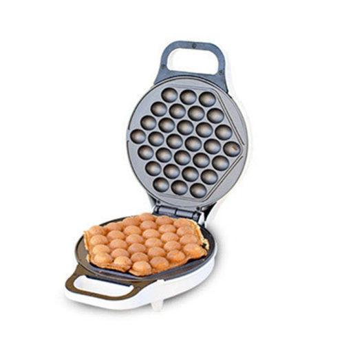 Waffle Maker Bubble Press