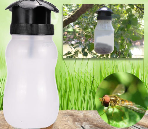 Fruit Fly Trap Hanging Bottle