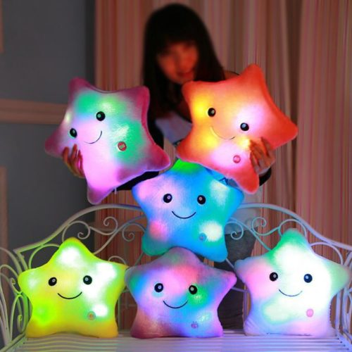 Cute LED Light Up Pillows