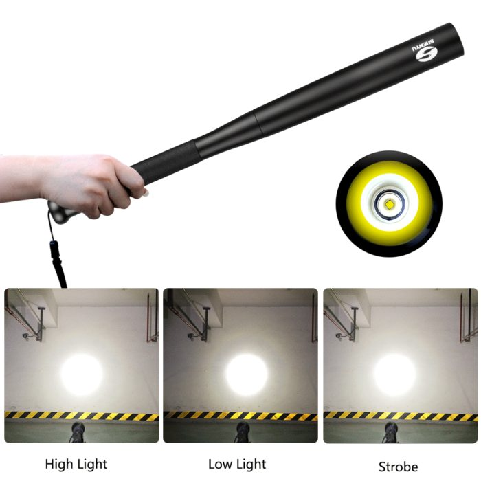 LED Baseball Bat Light