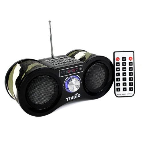 Receiver USB Radio Audio Player