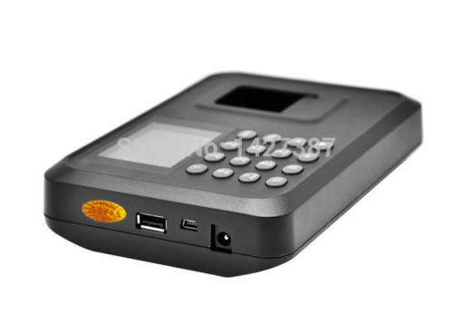 Time Attendance Biometric Fingerprint