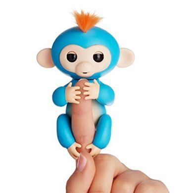 Electronic Finger Monkey Toy