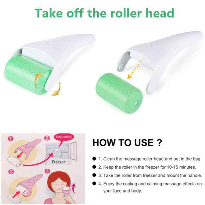 Face Roller Ice Massager