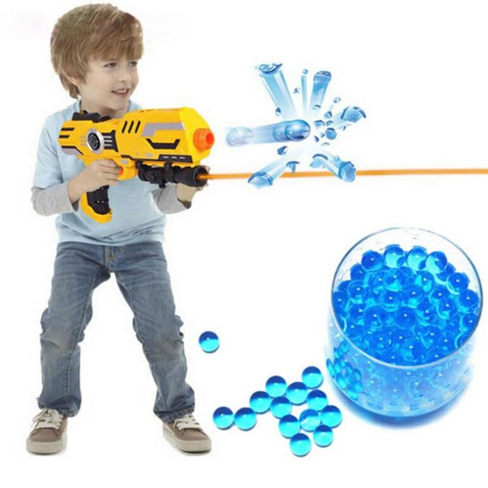 Water Beads Orbeez Bullet Decoration