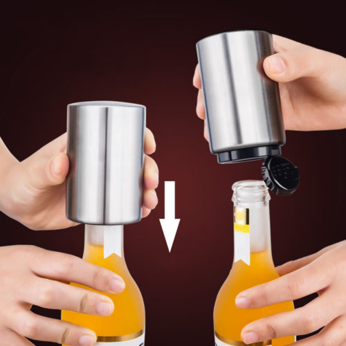 Bottle Opener Automatic Tool