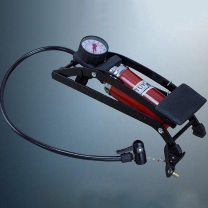 Bicycle Pump Foot Pedal