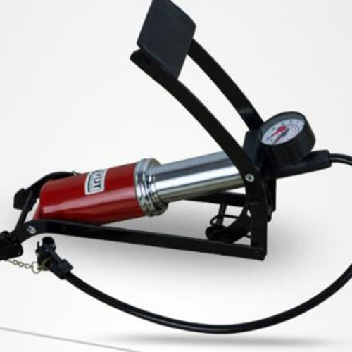 Bicycle Pump Foot Pedal
