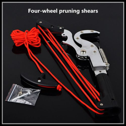 Pruning Shears 4-Pulley Cutter