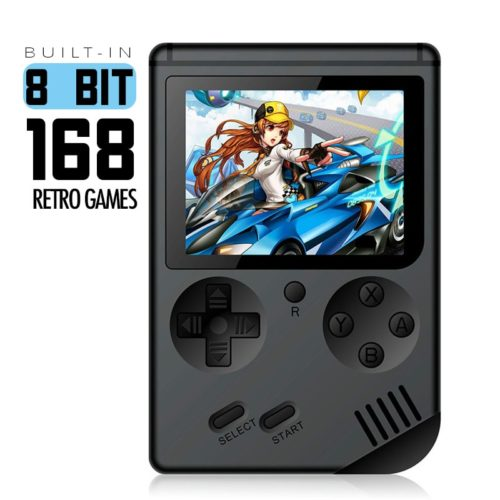 Retro Game Console 8-Bit Pocket Player