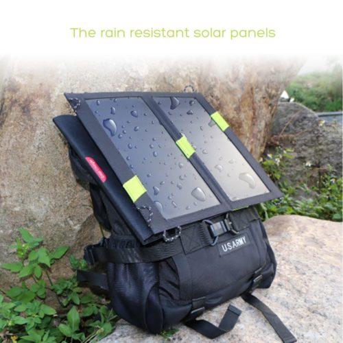 Solar Panels Hiking Power Bank
