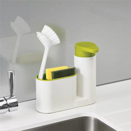 Soap Dispenser Sink Organizer