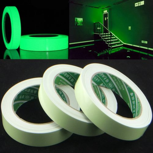 Glow In The Dark Sticky Tape
