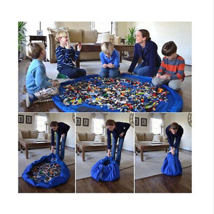 Toy Storage Portable Playmat