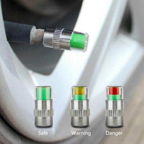 TPMS Sensor Tire Gauge