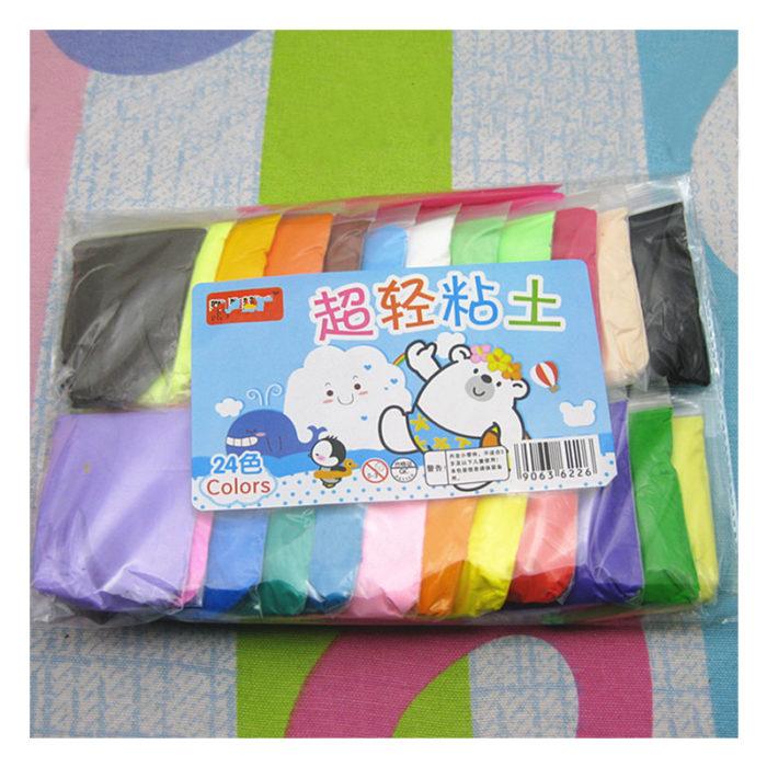 Polymer Clay Air-Drying PVC